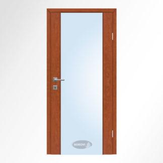 Edzett üveges ajtók